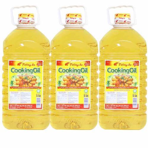 Dầu ăn tường an cooking oil can 5 lít - 17065016 , 19306062 , 15_19306062 , 175000 , Dau-an-tuong-an-cooking-oil-can-5-lit-15_19306062 , sendo.vn , Dầu ăn tường an cooking oil can 5 lít
