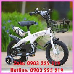 xe đạp trẻ em - xe đạp 4 bánh