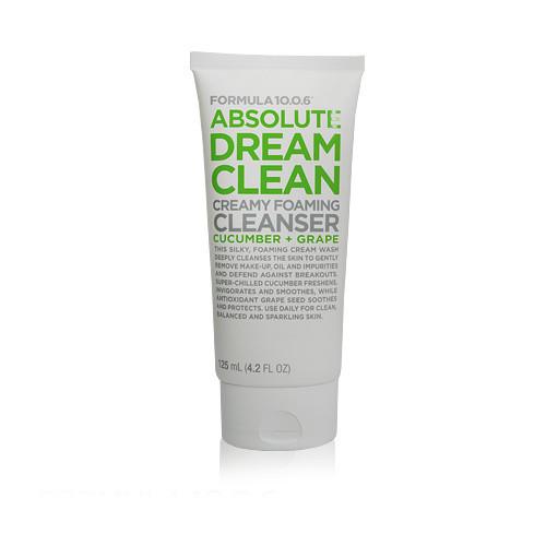 Kem rửa mặt tạo bọt formula 10.0.6 absolute d.ream clean creamy foaming cleanser 125ml