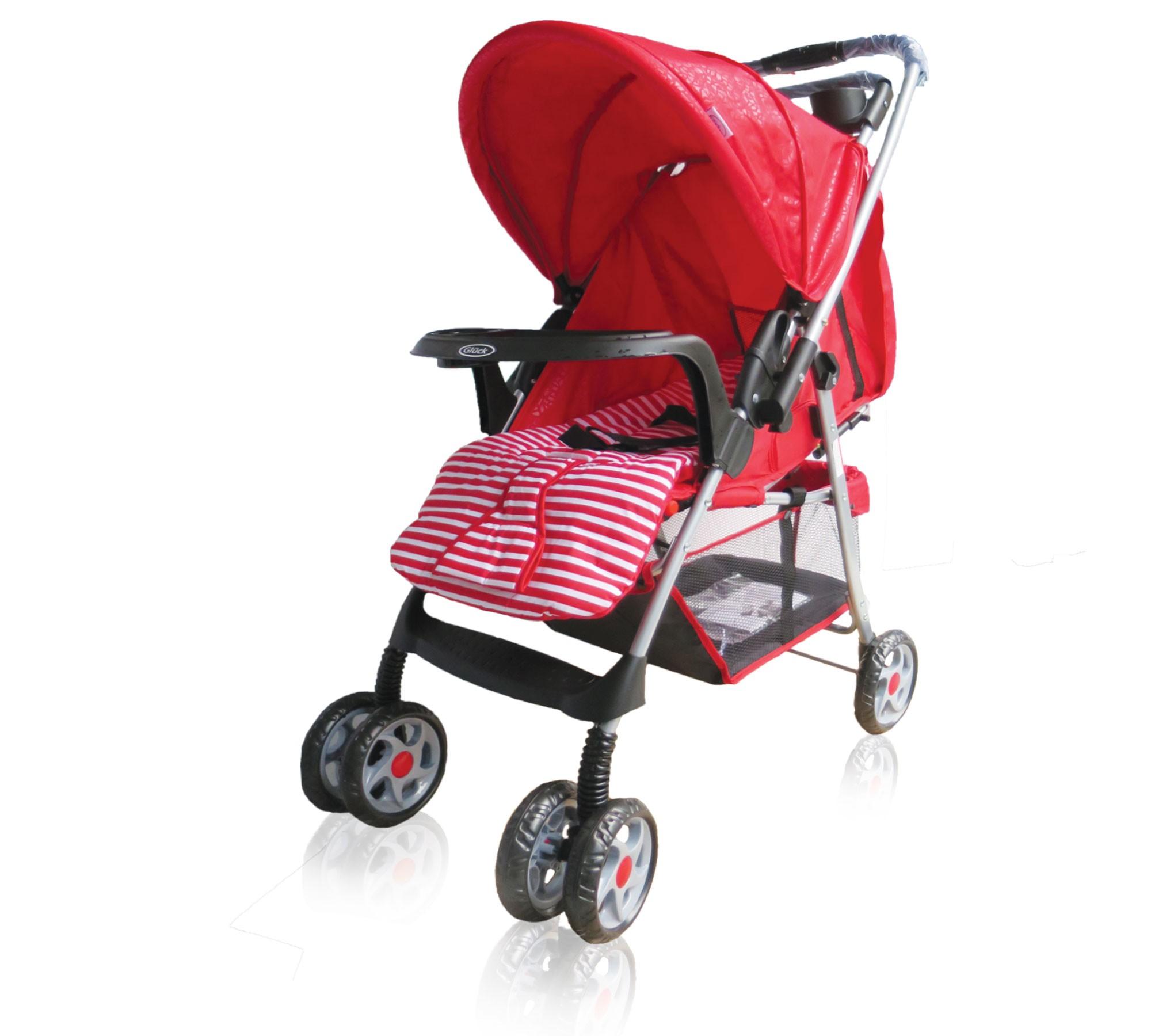 Xe đẩy trẻ em hai chiều Gluck Baby C8M