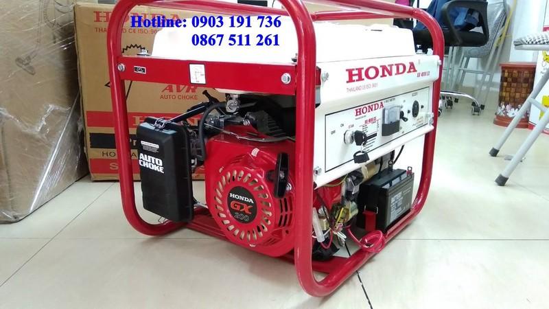 www.kenhraovat.com: Máy phát điện Honda SH 4500 Thái Lan chính hãng giá rẻ