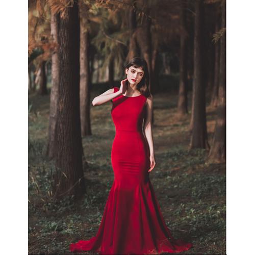 Đầm ôm đuôi cá dạ hội nữ thời trang cao cấp hiệu nys siêu xinh