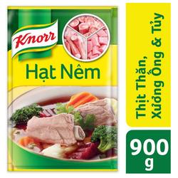 Hạt Nêm Knorr Thịt Thăn Xương Ống Gói 900g