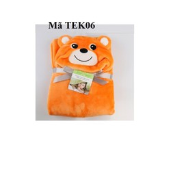 Khăn bông tắm trẻ em TEK06