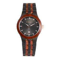 Đồng hồ nam, Đồng hồ nữ, Đồng hồ đeo tay gỗ, Đồng hồ đeo tay giá rẻ - 2