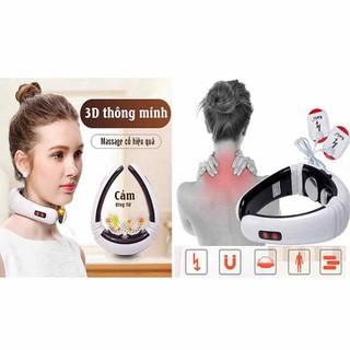 MÁY MASSAGE CỔ CHỐNG THOÁI HÓA ĐỐT SỐNG CỔ, - massage cổ thumbnail