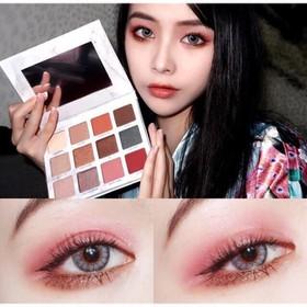 phấn mắt Lameila - 12 màu