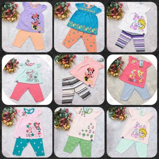 Bộ đồ mặc nhà siêu xinh bé gái - kèm bảng size - Jun01049-042035 thumbnail