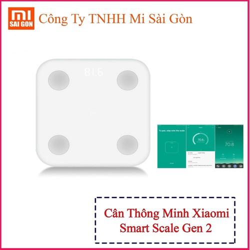 Cân thông minh xiaomi smart scale gen 2 - hàng chính hãng - 17078539 , 18925061 , 15_18925061 , 679000 , Can-thong-minh-xiaomi-smart-scale-gen-2-hang-chinh-hang-15_18925061 , sendo.vn , Cân thông minh xiaomi smart scale gen 2 - hàng chính hãng