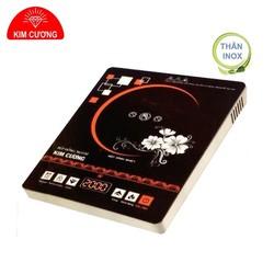 Bếp Hồng Ngoại Cảm Ứng Kim Cương YT-20D - Thân Inox - 2000W