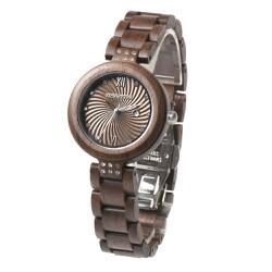 Đồng hồ nam, Đồng hồ nữ, Đồng hồ đeo tay gỗ, Đồng hồ đeo tay giá rẻ - 1