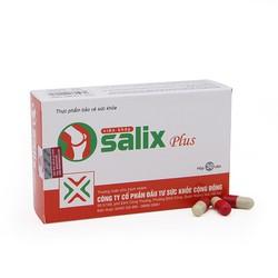 Thực phẩm chức năng hỗ trợ xương khớp Salix Plus – Viên uống giảm đau khớp – Hỗ trợ đ.iều t.rị xương khớp – Hộp 30 viên