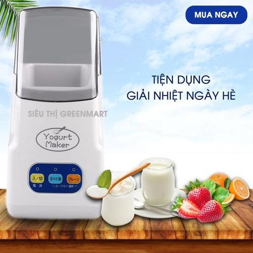 Máy làm sữa chua thông minh nhật bản yogurt maker
