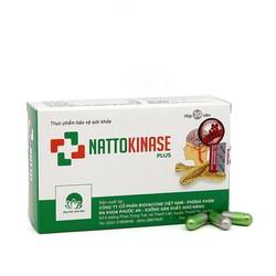 Thực phẩm bảo vệ sức khỏe Nattokinase – Natto Kinase – chống tai biến – tai biến – thuốc chống đột quỵ
