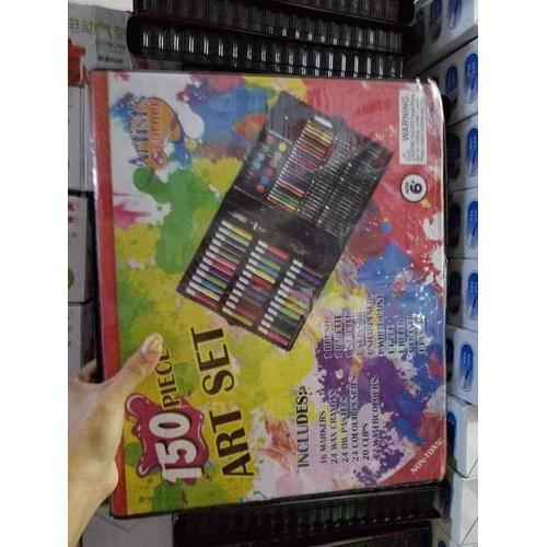 Thumbnail of Quà tặng cho bé - Bộ hộp tô màu 150 chi tiết - Mua Ngay Giảm 20k phí vận chuyển