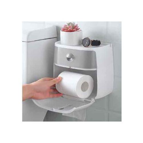 Hộp đựng giấy vệ sinh cao cấp