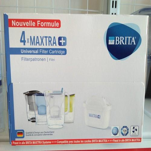 Set 4 lõi lọc nướcbrita maxtra