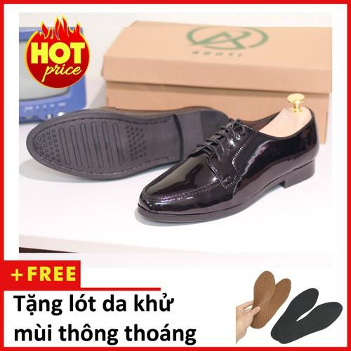 Giày lười nam- giày công sở nam m504-lc