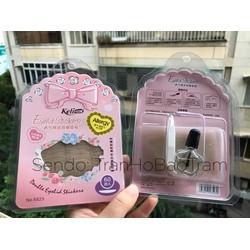 Miếng Dán Mí Lưới Kèm Keo Và Nhíp Keli Allergy Double Eyelid Stickers 60 miếng