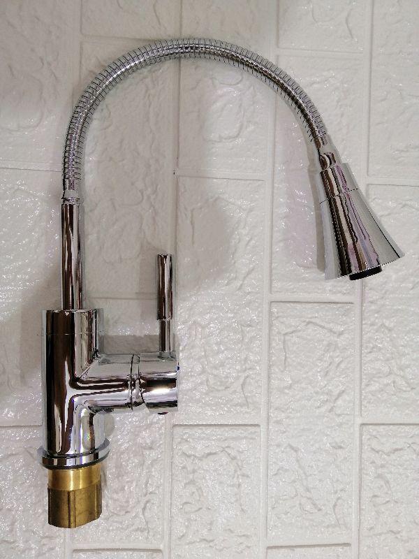 Vòi rửa chén bát nóng lạnh 2 chế độ nước cao cấp giá 495K