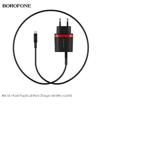 Bộ sạc borofone ba7a chính hãng