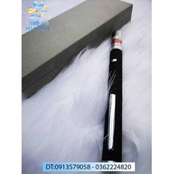 Bút Laze Laser Vỏ Đen Tia Đỏ Công Trình