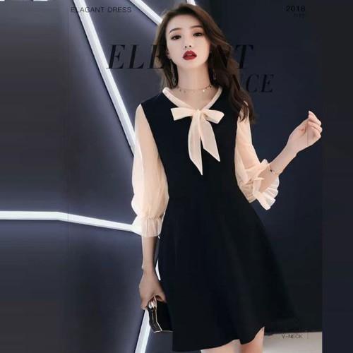 Đầm vintage cao cấp