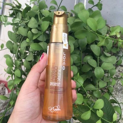 Tinh dầu joico kpak color therapy phục hồi và giữ màu tóc nhuộm 100ml