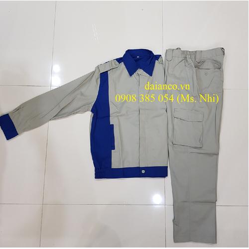 [Hcm] mã da05- khuyến mãi quần áo bảo hộ siêu thấm hút mồ hôi, thoáng mát- hàng sẵn