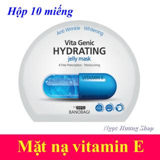 Hộp mặt nạ vitamin E Banobagi 10 miếng - BHB019 thumbnail