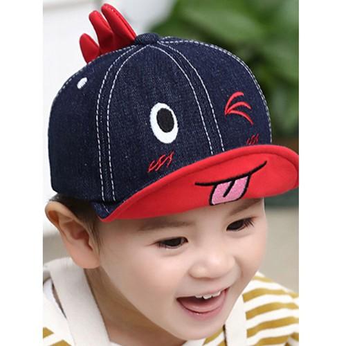 Mũ nón kiểu lưỡi trai hình con gà dành cho trẻ 6 tháng-3 tuổi xtm-bb60
