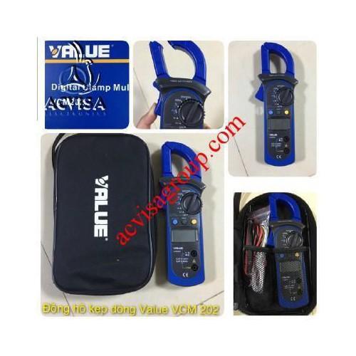 Đồng hồ kẹp dòng value model vcm 202 - 17647170 , 21965706 , 15_21965706 , 519000 , Dong-ho-kep-dong-value-model-vcm-202-15_21965706 , sendo.vn , Đồng hồ kẹp dòng value model vcm 202