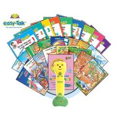 Bút học tiếng Anh Tot Talk 2 dành cho bé từ 4 đến 6 tuổi.