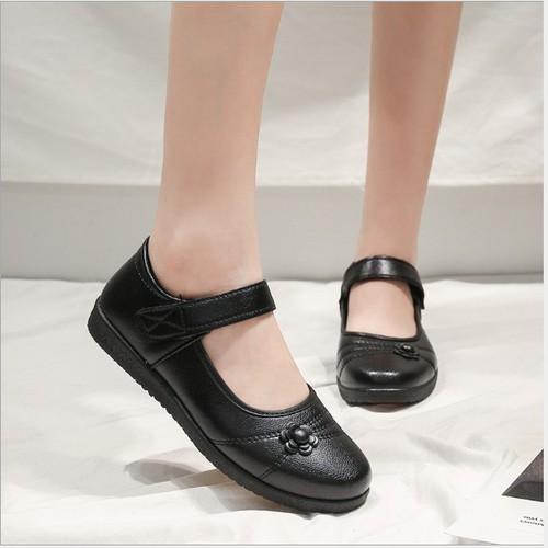Giày da cao cấp - giày búp bê