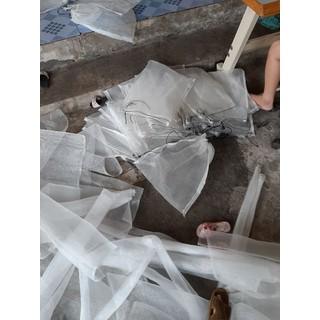 túi đựng côn trùng dế các loại combo 30 cái - 007 5