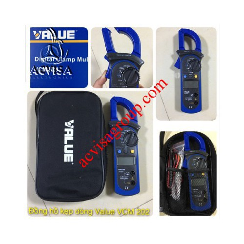 Đồng hồ kẹp dòng value model vcm 202 - 12323972 , 20071661 , 15_20071661 , 519000 , Dong-ho-kep-dong-value-model-vcm-202-15_20071661 , sendo.vn , Đồng hồ kẹp dòng value model vcm 202