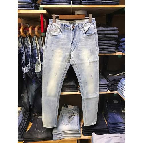 Quần jeans nam slimfit ống côn cao cấp mềm - 16953507 , 19359727 , 15_19359727 , 688000 , Quan-jeans-nam-slimfit-ong-con-cao-cap-mem-15_19359727 , sendo.vn , Quần jeans nam slimfit ống côn cao cấp mềm