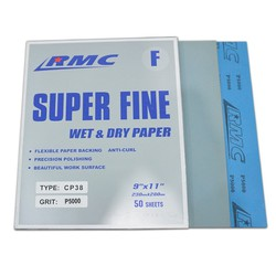 Bộ 5 tờ giấy nhám 1000 RMC khổ A4