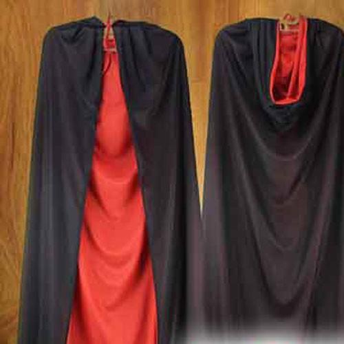 Áo choàng đỏ đen có mũ size 1m4 hóa trang halloween - 19124559 , 19364737 , 15_19364737 , 165000 , Ao-choang-do-den-co-mu-size-1m4-hoa-trang-halloween-15_19364737 , sendo.vn , Áo choàng đỏ đen có mũ size 1m4 hóa trang halloween