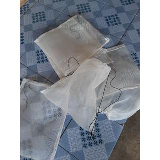 túi đựng côn trùng dế các loại combo 30 cái - 007 4