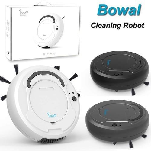 Robot lau nhà hút bụi tự động thông minh chính hãng 3 trong 1 bowai - 11830873 , 19350619 , 15_19350619 , 589000 , Robot-lau-nha-hut-bui-tu-dong-thong-minh-chinh-hang-3-trong-1-bowai-15_19350619 , sendo.vn , Robot lau nhà hút bụi tự động thông minh chính hãng 3 trong 1 bowai