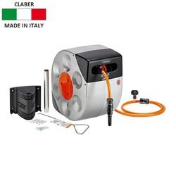 Cuộn vòi tự động thu dây Claber Rotoroll 20m - Rotoroll Automatic 20 M Claber