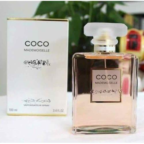 Tinh dầu nước hoa coco 100ml