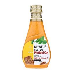 Nước sốt phô mai cay Kewpie chai 210ml