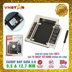 Caddy Bay HDD SSD SATA 3 9.5mm-12.7mm