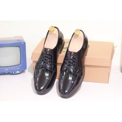 Giày Lười Nam | Giày Nam Cao Cấp | Giày Da Nam- Đế Chắc Chắn, Thiết Kế Trẻ Trung, Sang Trọng - Hợp Thời Trang - Dễ Phối Với Nhiều Loại Trang Phục Khác Nhau, Đảm Bảo Chất Lượng Và Giá Tốt Nhận Hàng Thanh Toán Tiền Ship Cod Toàn Quốc- Giày Nam- M504-Lc