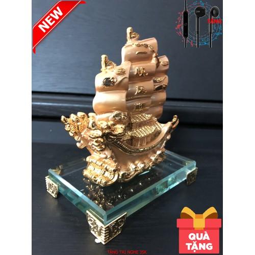 Tượng rồng thuyền buồm phong thủy đẹp