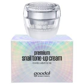 Kem dưỡng trắng da Premium Snail Tone Up Cream - BHC027-0