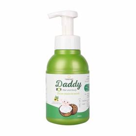 Sữa Tắm gội cho bé Organic _ 500ml Daddy - Xanh - DADDYXANH