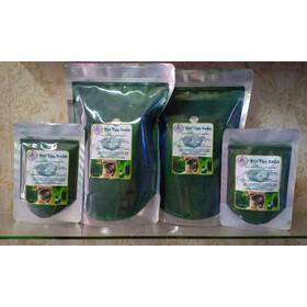 100g bột tảo xoắn tặng kèm cọ đắp - tt1